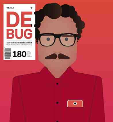 Review – album Theodoros – DE:BUG Magazine (German)