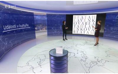 Czech TV, CT Art – introducing BETHLEHEM
