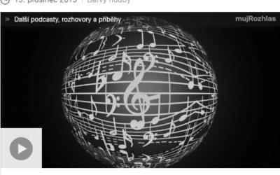 Barvy hudby Teresy Ghose – vánoční speciál s hudbou Beaty Hlavenkové