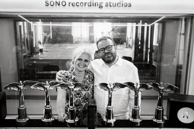 S vydavatelem a majitelem labelu Animal Music Petrem Ostrouchovem